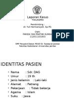 Farida Yan Pratiwi K - Thalasemia