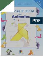 Papiroflexia de Aninimales Infantil (Cune)