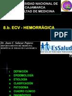 8-Enfermedad cerebro vascular hemorragica
