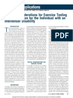 Special Considerations for Exercise Testing and.12