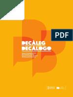 Decálogo del CECV