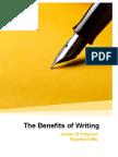 Writing Benefits