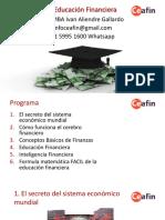1. Educacion Financiera