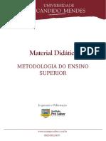 11 Metodologia Ensino Superior