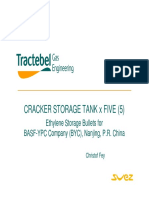 Cracker Storage Tank x Five