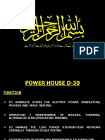 Power House POF Report