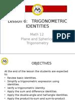 06 Trigonometric Identitites