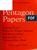 Pentagon Papers, The - Volume 5-Critical Essays (Various Authors)