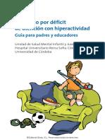 92936549 Trastorno Por Deficit de Atencion Con Hiperactividad Guia Para Padres y Educadores