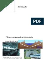Tuneluri Prezentare Curs