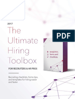 2017 Ultimate Hiring Ttoolbox Updated