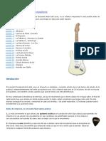 Curso de Guitarra en La Web