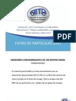 11-Filtro de Particulas FAP