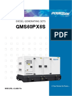 GMS60PX6S Catalogo General