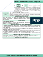 Plan 4to Grado - Bloque 3 Historia (2016-2017)