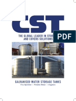 Galvanized Tank Brochure