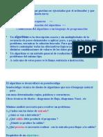 Estructuras de Algoritmos