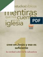 SERIE Mentiras - 1