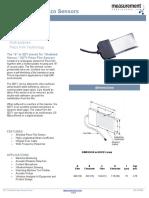 SDT Series Piezo (Acoustic pick up)