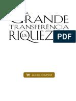 A Grande Transferencia de Riquezas - Capitulo 1