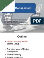 3 Project Management