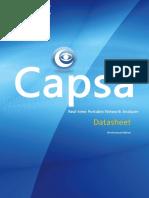 Capsa Pro Datasheet