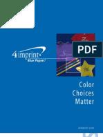 Color Blue Paper