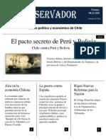 Periodico Historico de Chile