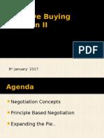 Effective Buying II