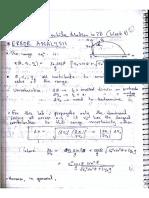 Lab 1.3 Error Analysis Notes