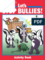 Lets Stop Bullies Activity En