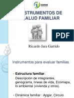 Herramientas de Salud Familiar de Utilidad Para Psicologos y Psicologas Clinicas