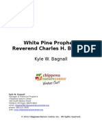 White Pine Prophet, Reverend Charles H. Brigham