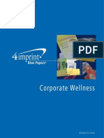 Blue Paper Corporate Wellness