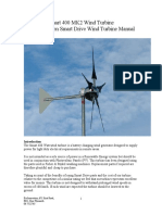 Wind turbine manual