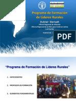 Programa Formacion Lideres Rurales