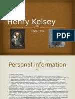 henry kelsey