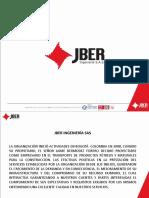 Presentación Jber Ingenieria Sas