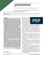 Hereditary Transcobalamin Deficiency in Children