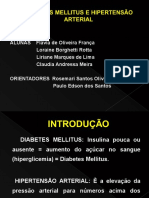 Diabetes e Hipertensão.ppt