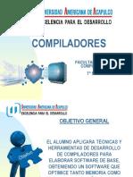 Unidad 1 Introducción a compiladores