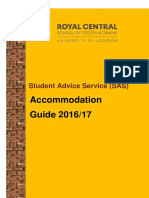 Accommodation Guide 2016-17