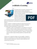 Generalidades eLearning