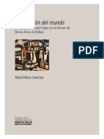 Texto Sobre _La Creacion Del Mundo_ 1923, F.leger