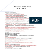 Cuest Geografía 6º 2015