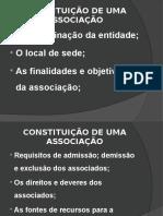 CONSTITUIÇÃO DE UMA ASSOCIAÇÃO.pptx