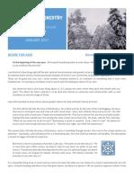 HPC Newsletter 2017-01
