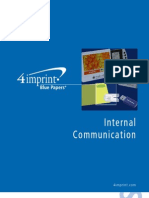 Internal Communication Blue Paper