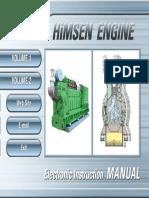HIMSEN ENGINE 8H25/33