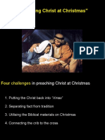 Preaching Christ at Christmas PowerPoint 1